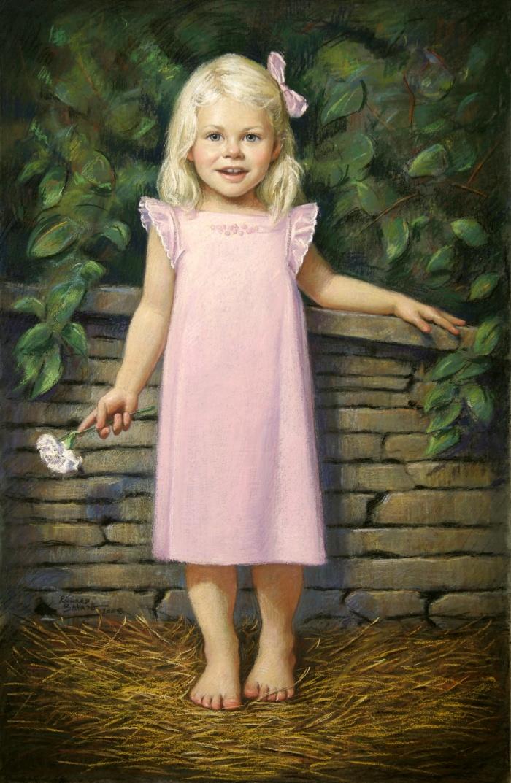 Portrait Artist Richard Balash - Portraits by Commission ...