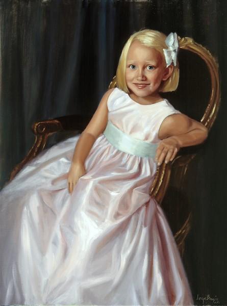 Loryn Brazier's portraits