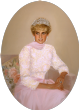 Princess Diana in Pink Dress