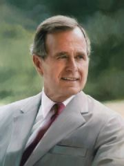 The Honorable George H. W. Bush
