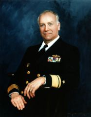 Rear Admiral James R. Stark